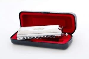 8. East Top 10 holes 40 tunes chromatic harmonica